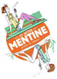 Image de couverture (Mentine (Tome 1) - Privée de réseau !)