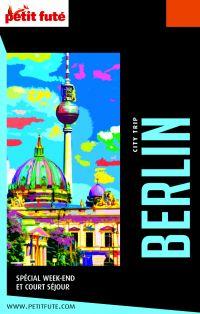 Image de couverture (BERLIN - CITY TRIP 2019/2020 City trip Petit Futé)