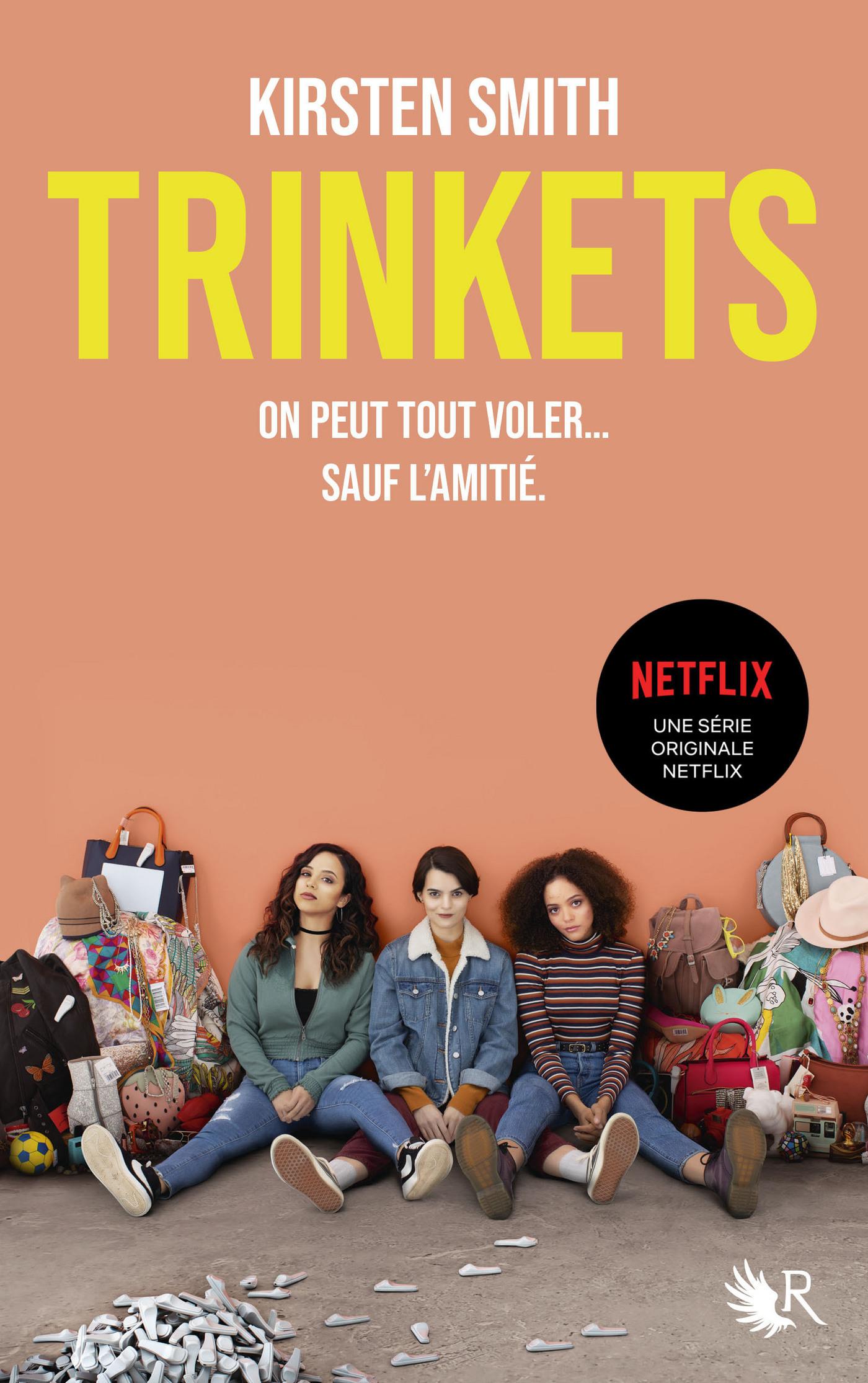 Trinkets (le roman à l'origine de la série Netflix)