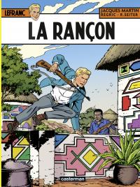 Lefranc (Tome 31) - La Rançon
