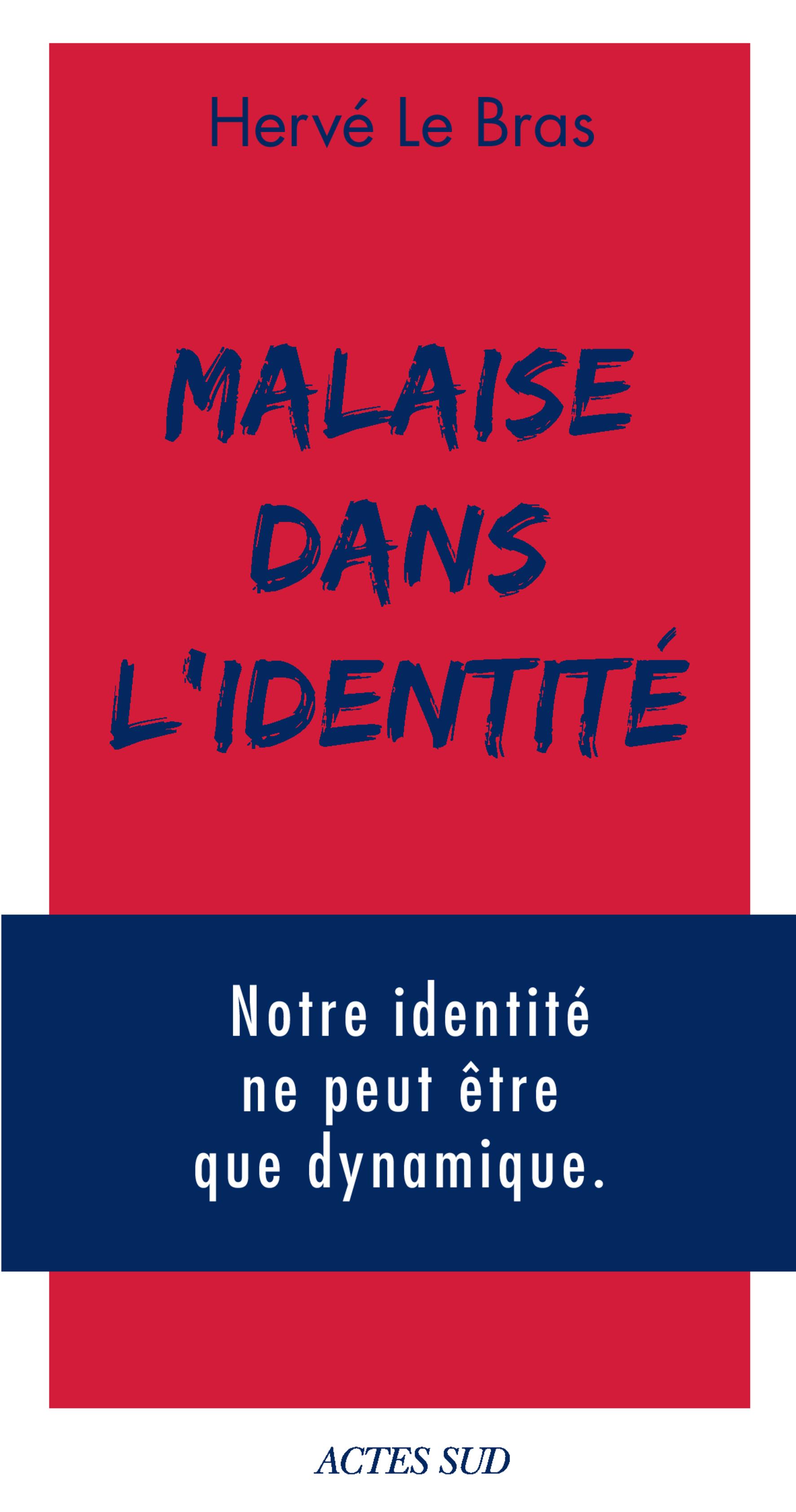 Malaise dans l'identité