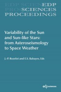 Variability of the Sun and ...
