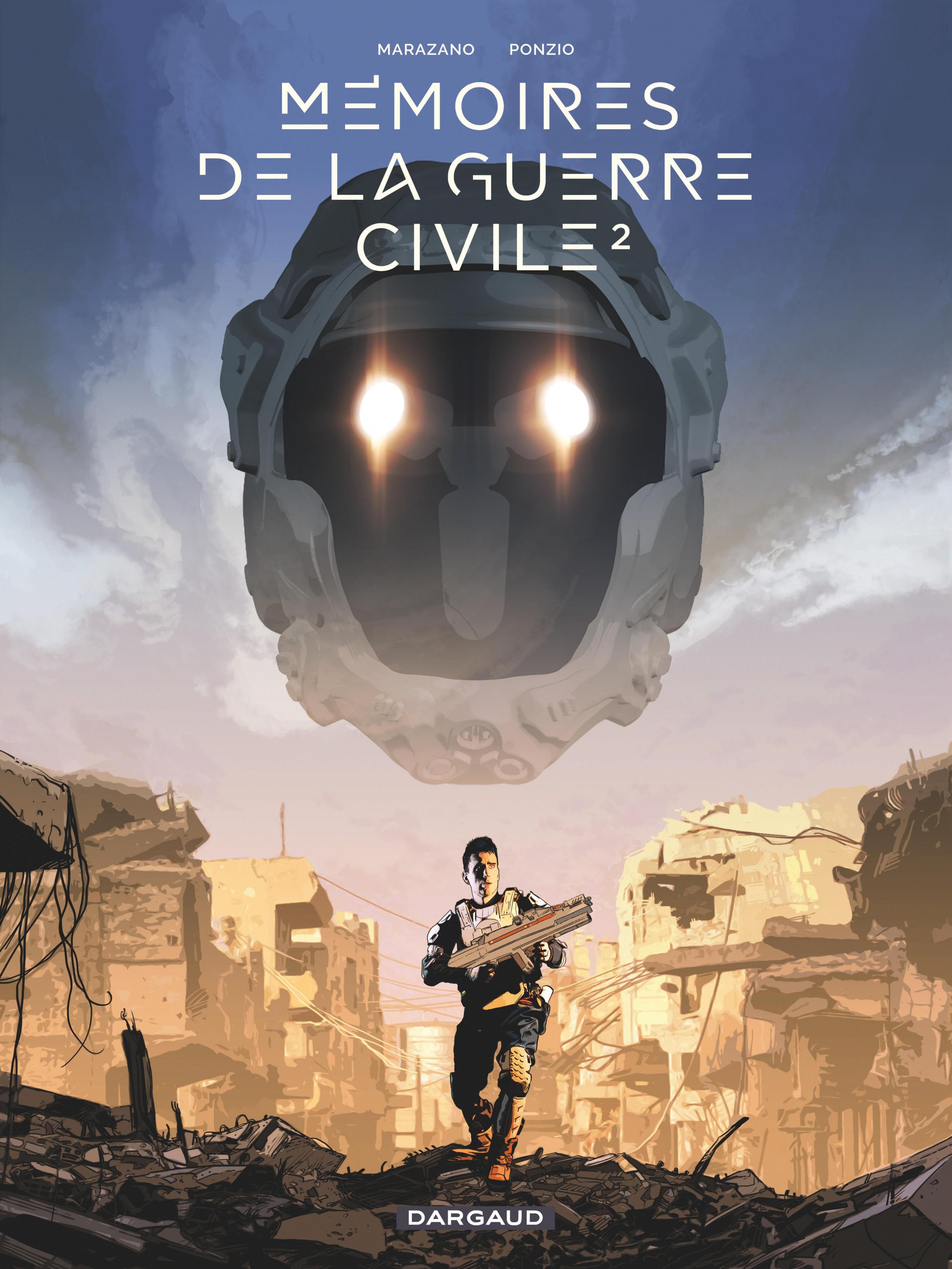 Mémoires de la Guerre civile - Tome 2 - Chroniques de la Guerre civile - tome 2