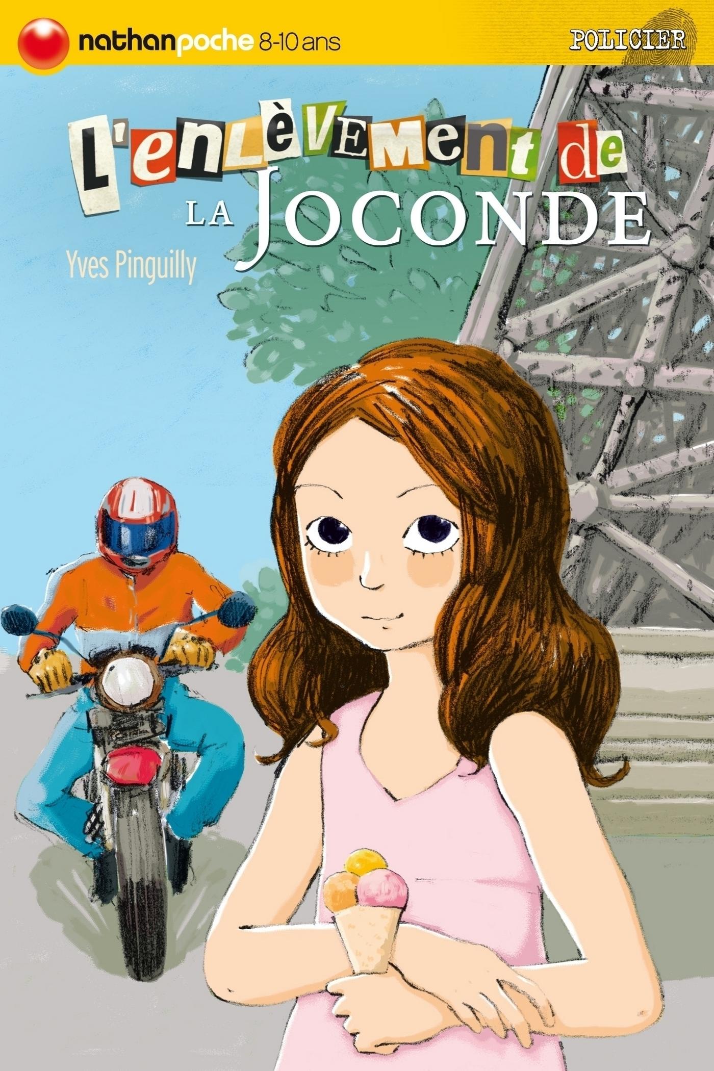L'enlèvement de la Joconde | Pinguilly, Yves
