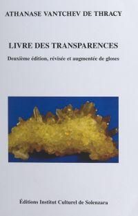 Livre des transparences