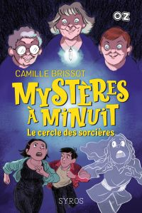 Cover image (Mystères à Minuit - collection OZ)