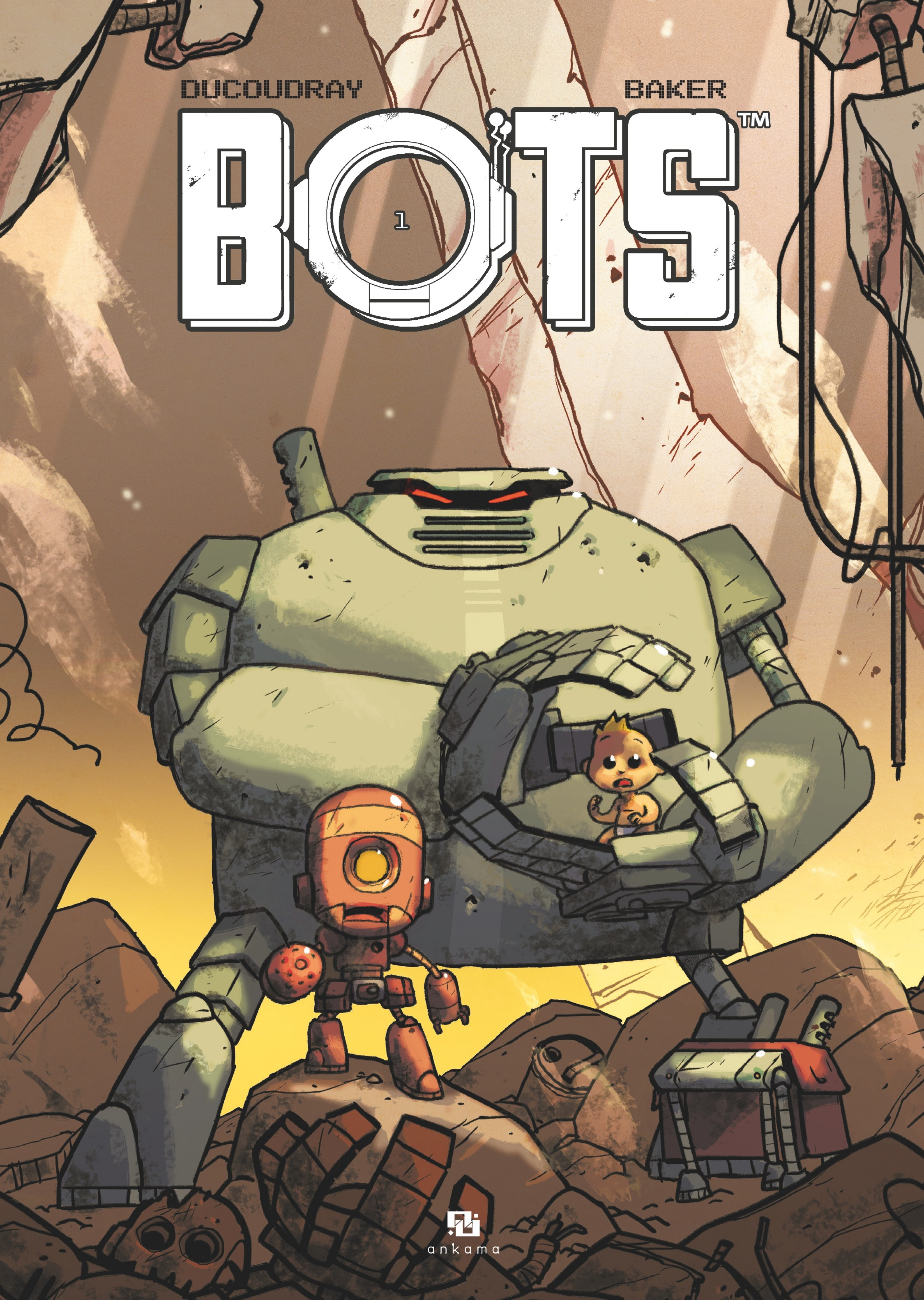 Bots - Tome 1