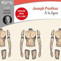 À la ligne | Ponthus, Joseph. Auteur