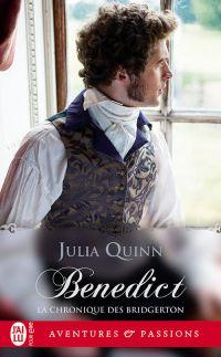 La chronique des Bridgerton (Tome 3) - Benedict | Quinn, Julia. Auteur