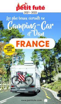 FRANCE EN CAMPING CAR ET VAN 2021/2022 Petit Futé | Auzias, Dominique. Auteur