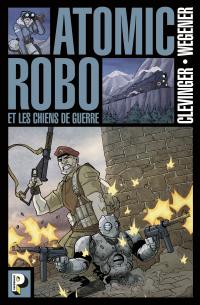 Atomic Robo (Tome 2)  - Les...