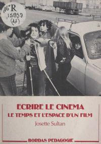 Écrire le cinéma