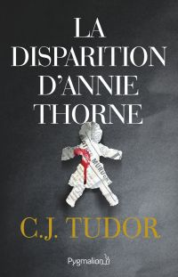 Cover image (La disparition d'Annie Thorne)