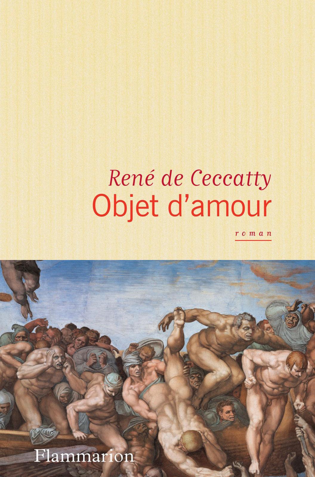 Objet d'amour   Ceccatty (de), René