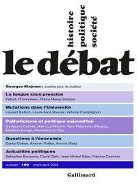Le Débat N° 199  (mars - av...