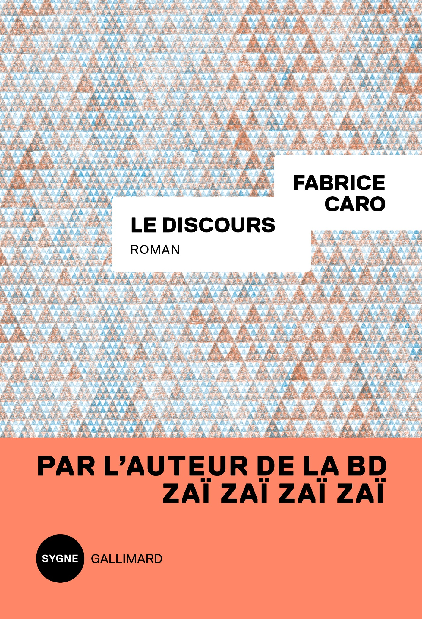 Le discours | Caro, Fabrice