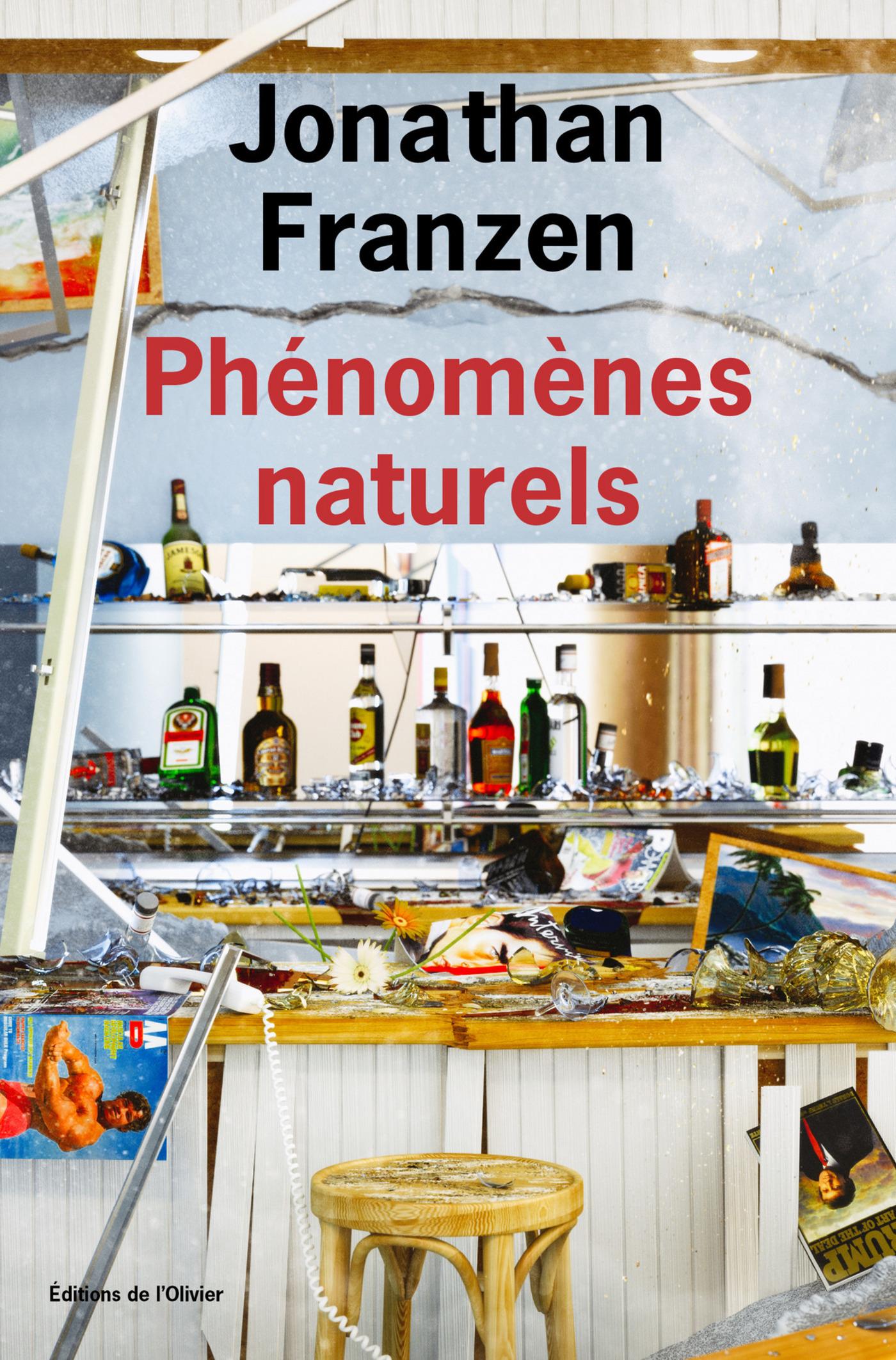 Phénomènes naturels | Franzen, Jonathan