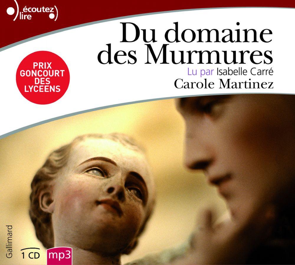 Du domaine des Murmures | Martinez, Carole. Auteur
