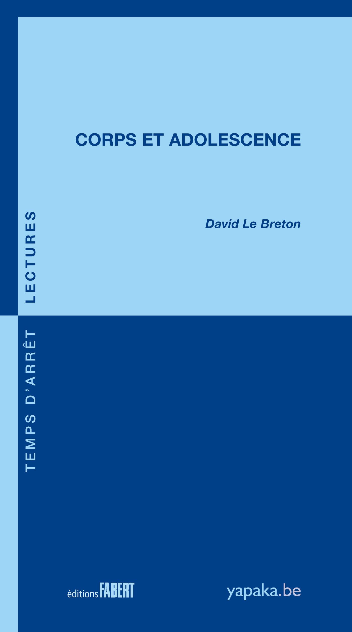 Corps et adolescence