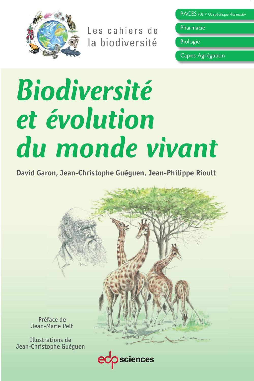 Biodiversité et évolution du monde vivant