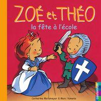 Zoé et Théo - La Fête à l'école (T23)