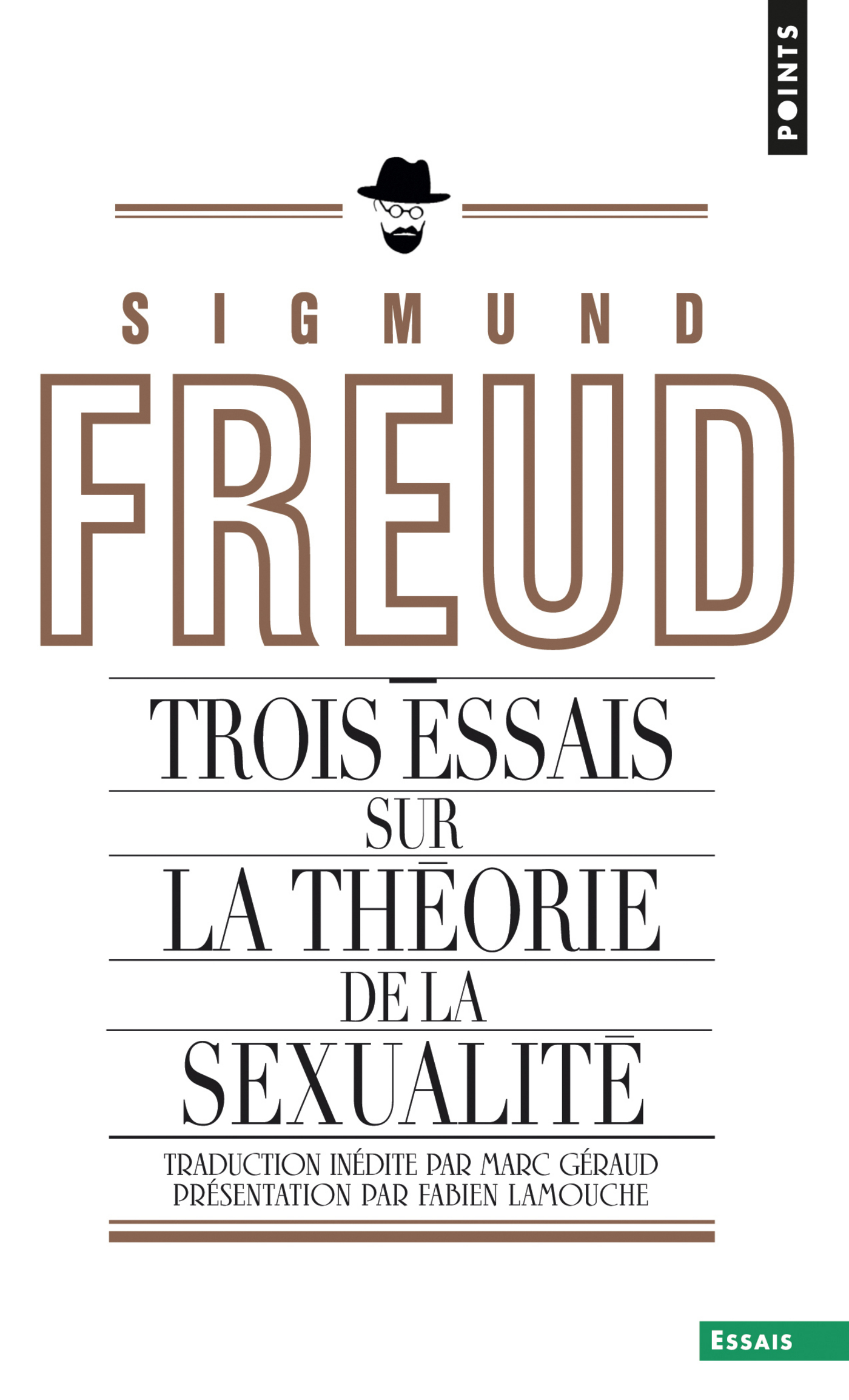 Trois Essais sur la théorie de la sexualité