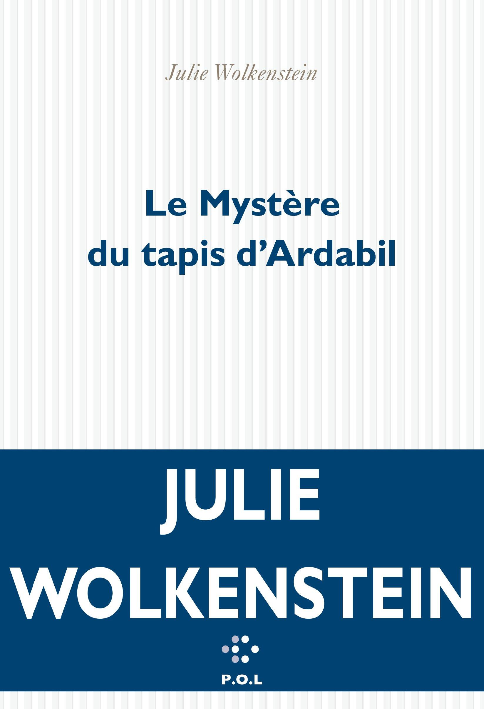 Le Mystère du tapis d'Ardabil