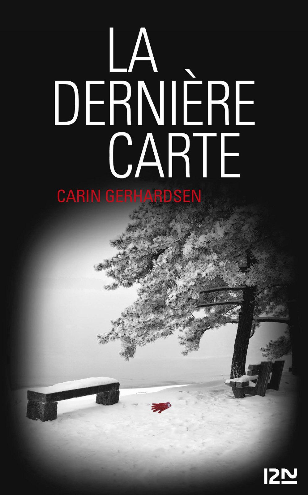 La Dernière Carte | GERHARDSEN, Carin