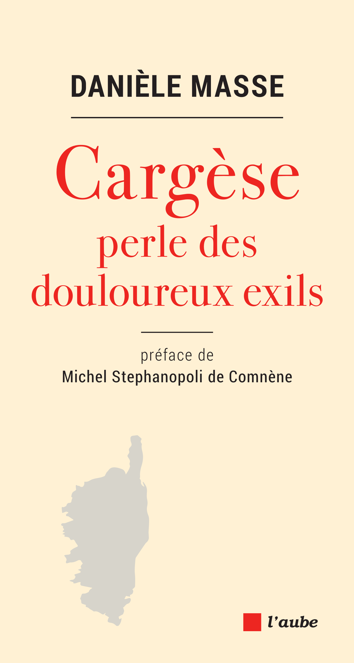 Cargese, perle des douloure...