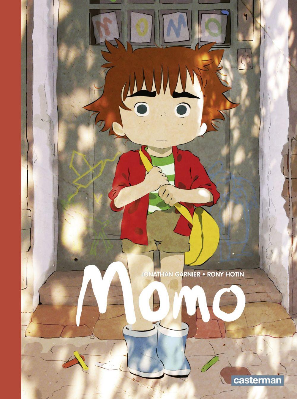 Momo (Tome 1) | Garnier, Jonathan. Auteur