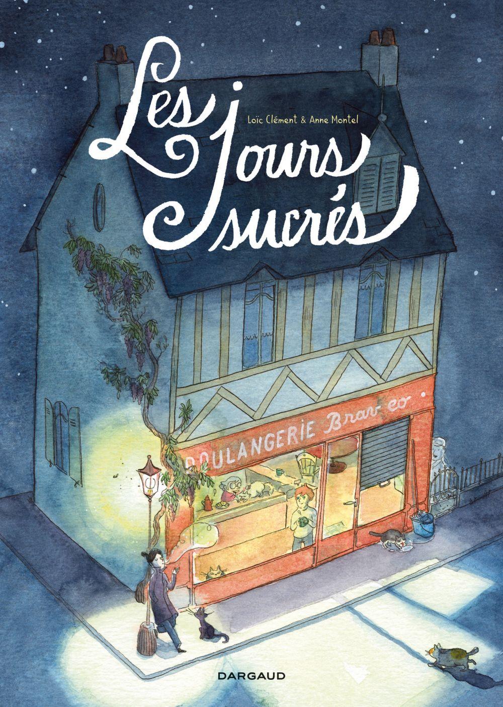 Les Jours sucrés | Clément, Loïc (1981-....). Auteur