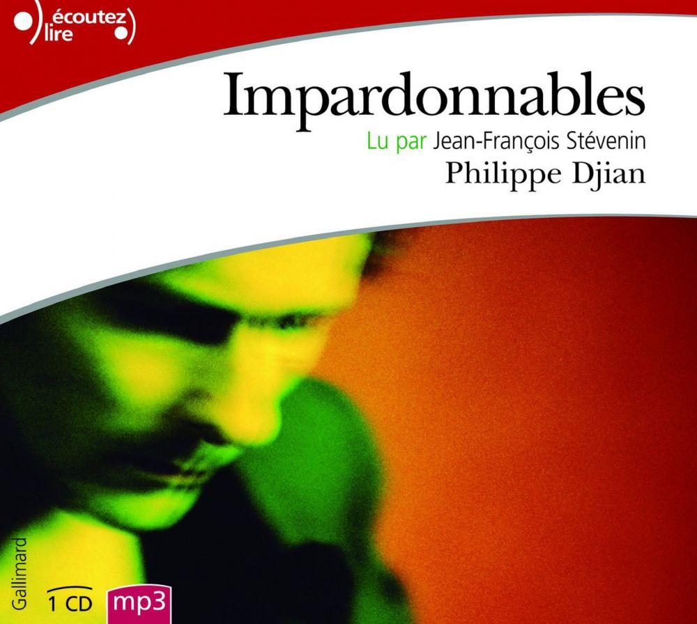 Impardonnables | Djian, Philippe. Auteur