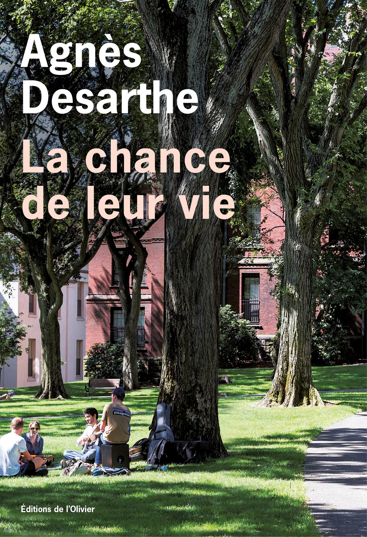La chance de leur vie | Desarthe, Agnès