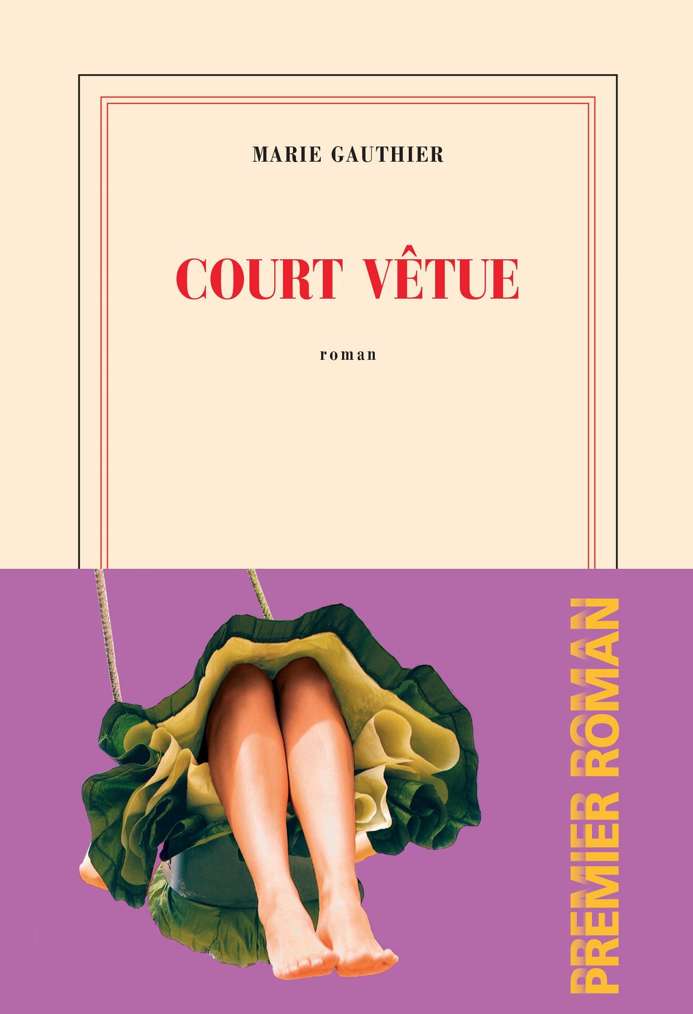 Court vêtue | Gauthier, Marie