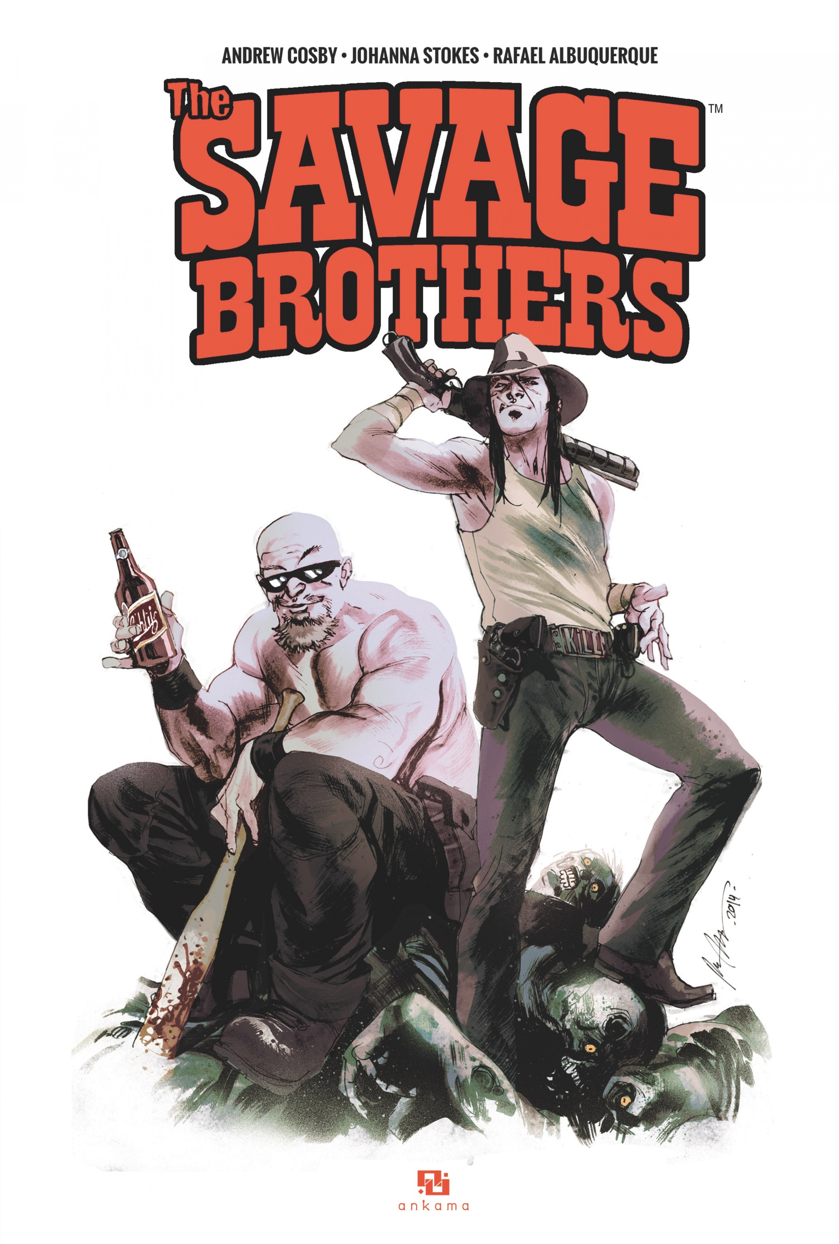The Savage Brothers