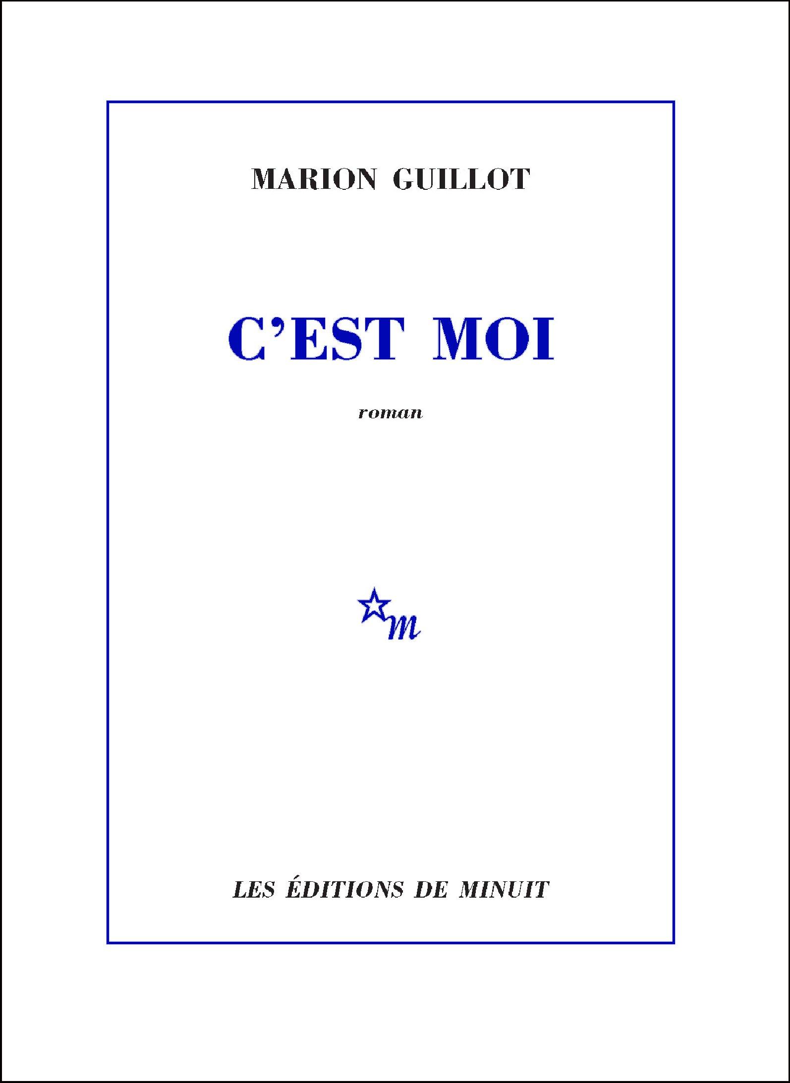 C'est moi | Guillot, Marion