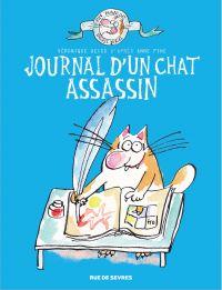 Journal d'un chat assassin | Véronique Deiss, . Auteur