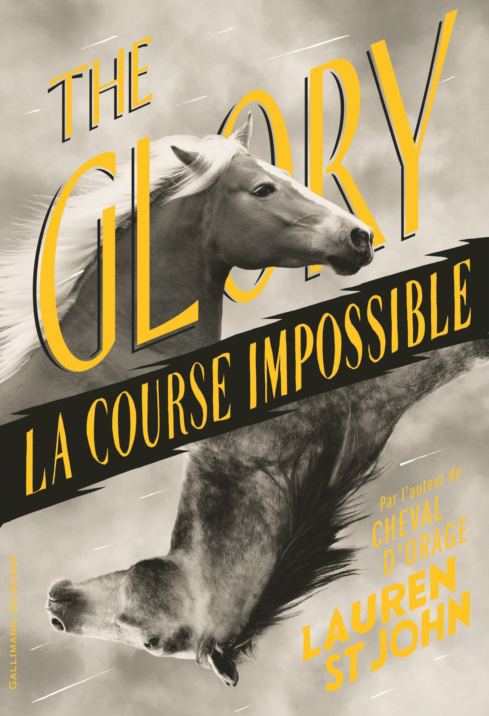 The Glory. La course impossible | Faure, Antonin