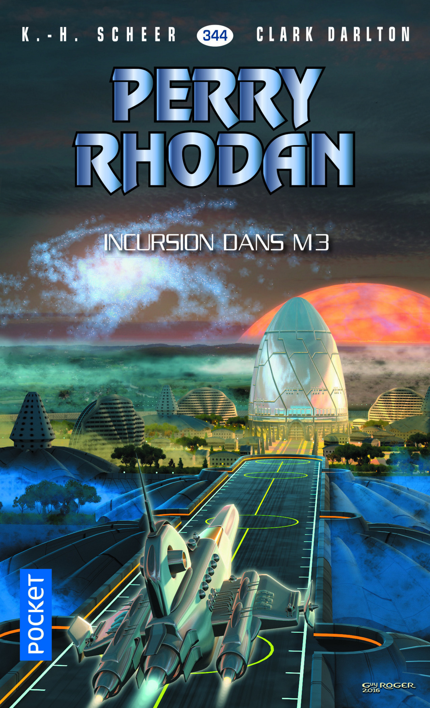 Perry Rhodan n°344 - Incursion dans M3