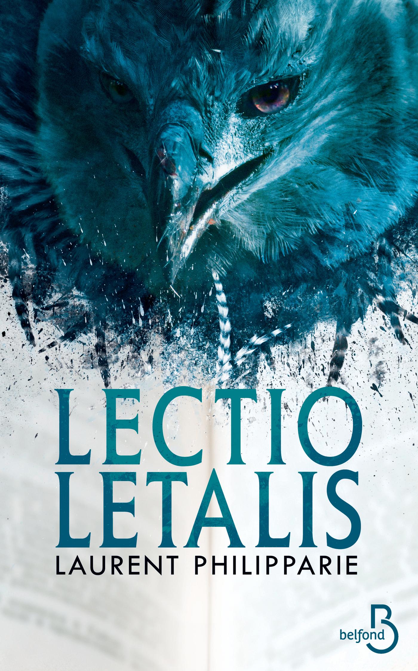 Lectio Letalis | PHILIPPARIE, Laurent
