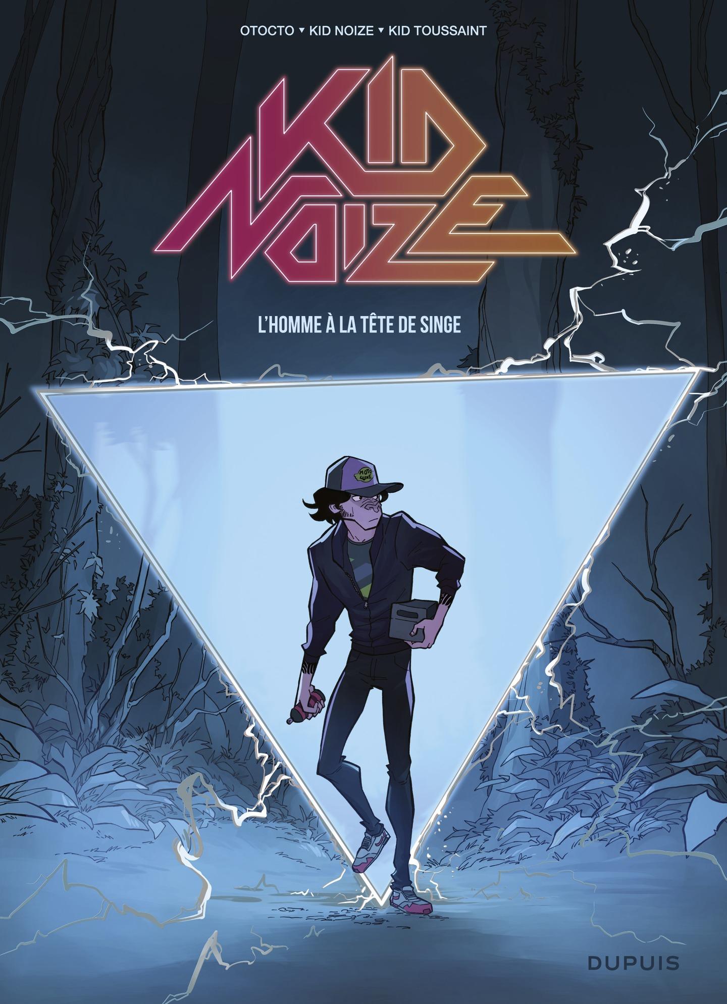 Kid Noize - tome 1 - L'homm...