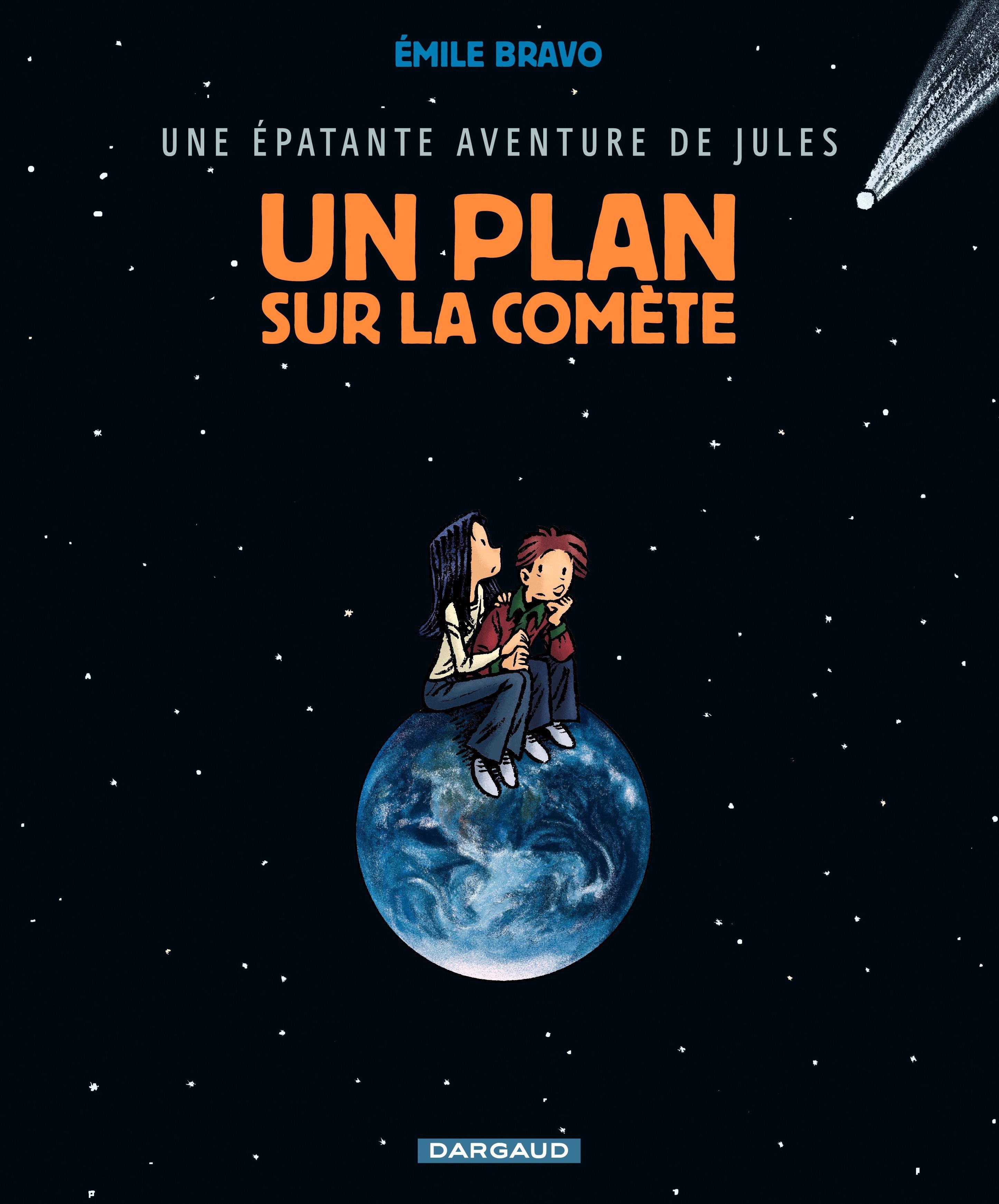 Jules (Epat.avent.de) - tome 6 - Un plan sur la comète (6)