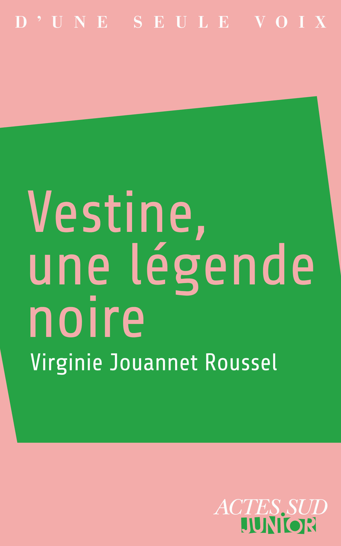 Vestine, une légende noire | Jouannet, Virginie