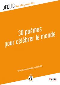 30 Poèmes pour célébrer le ...