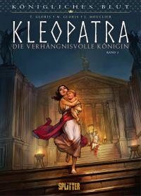 Königliches Blut: Kleopatra 03