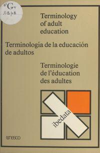 Terminologie de l'éducation...