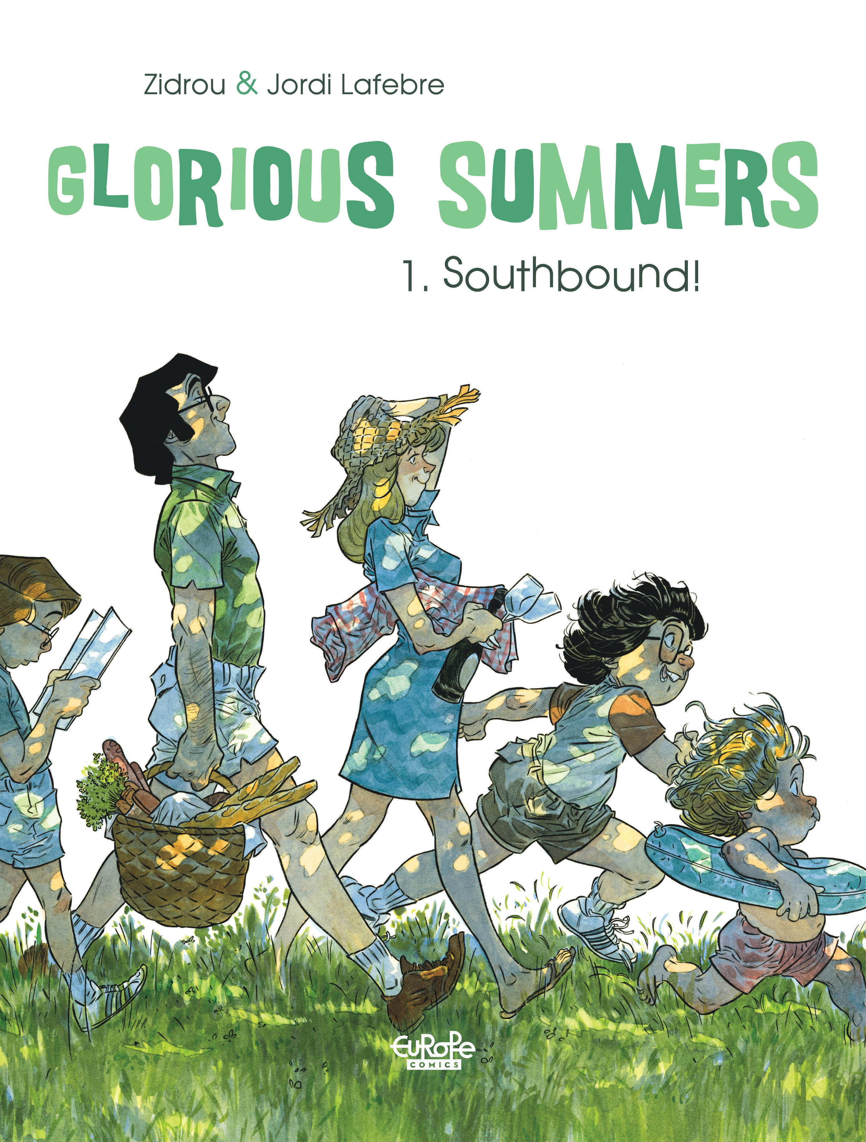 Glorious Summers 1. Southbo...