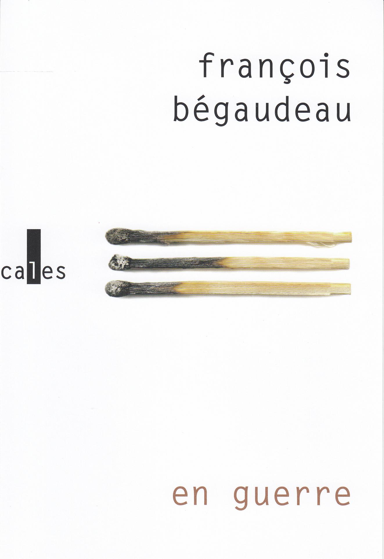 En guerre | Bégaudeau, François
