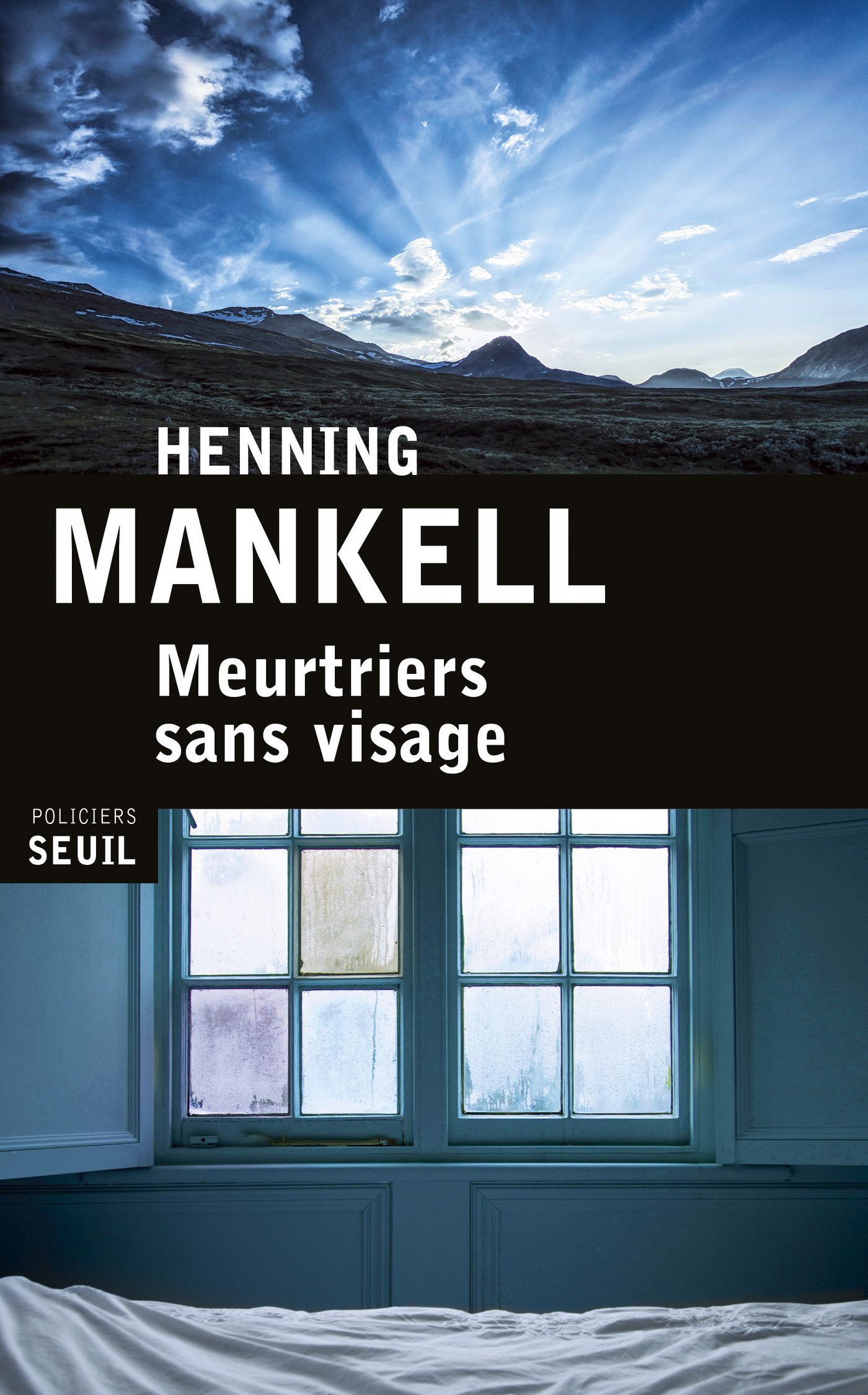 Meurtriers sans visage | Mankell, Henning