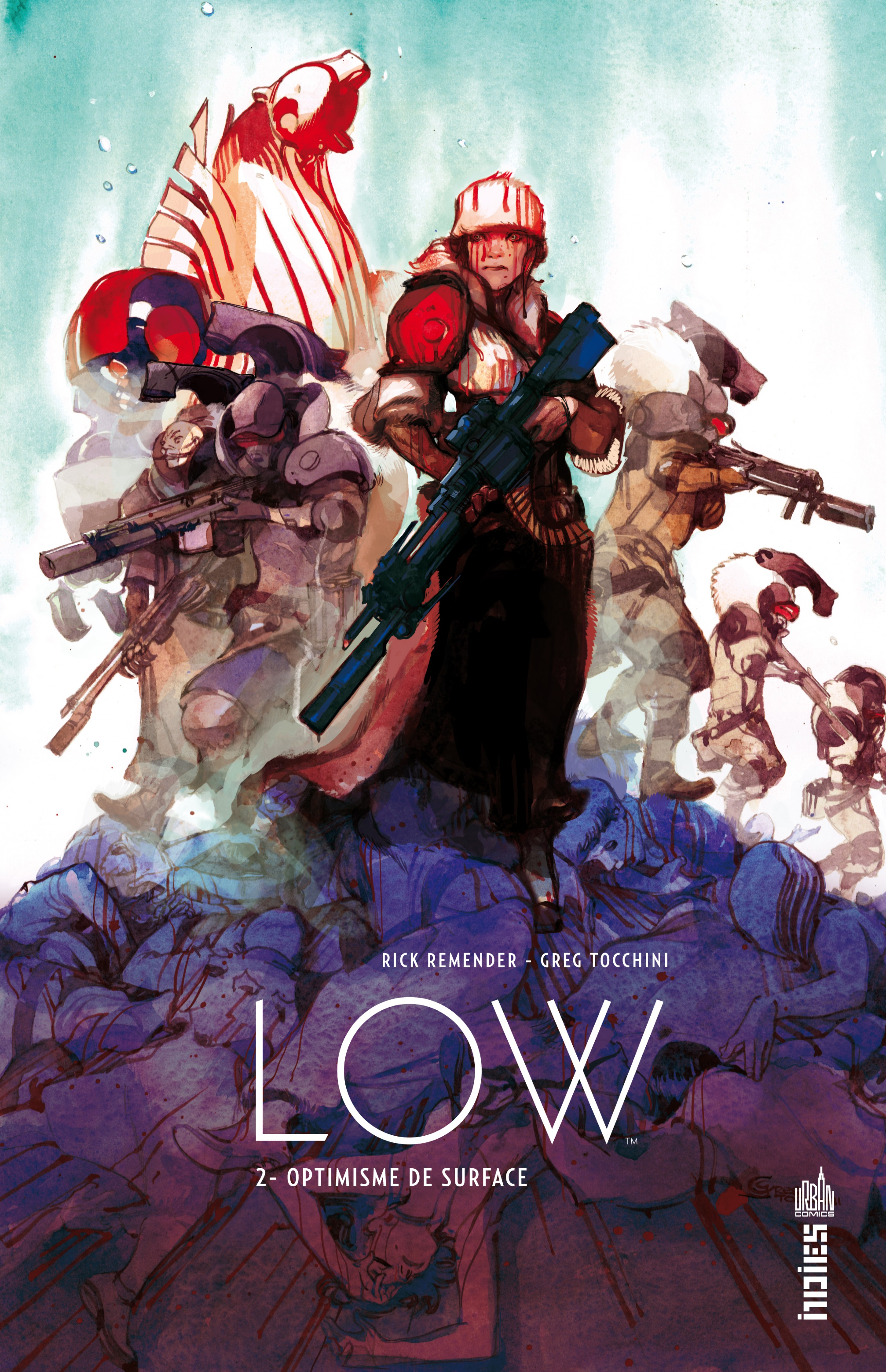 Low - Tome 2 | Rick Remender,